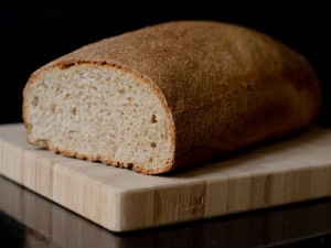 Postal: Una gran barra de pan