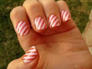 Bonitas uñas pintadas