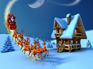 Noche fría de Navidad