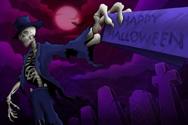 """Feliz noche de """"Halloween"""""""