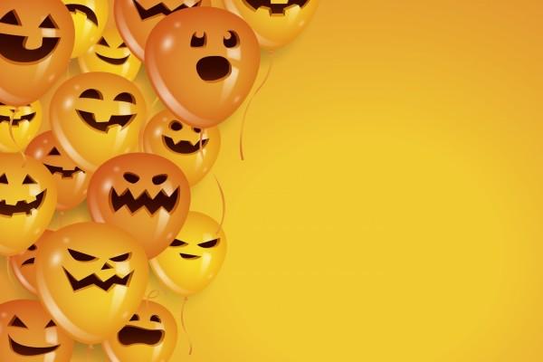 Globos para Halloween