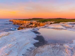 Cabo Solander en el  Parque Nacional Bahía Botany (Australia)