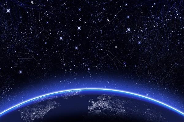 Constelaciones sobre la tierra