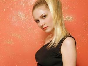 La actriz Kirsten Dunst