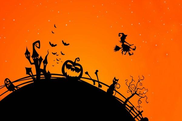 Imagen de la noche de Halloween