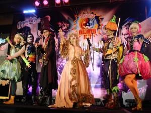 Postal: Fiesta de Halloween en el Ocean Park de Hong Kong