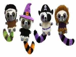 Muñecos de peluche para Halloween