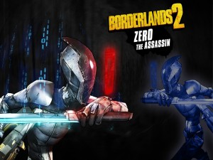"Zero (el asesino) ""Borderlands 2"""