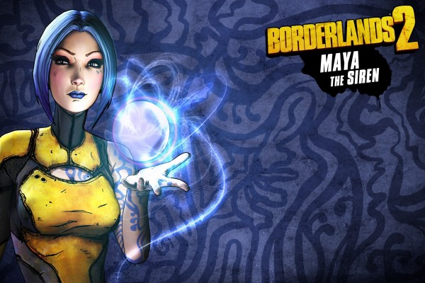 "Maya (La sirena) ""Borderlands 2"""