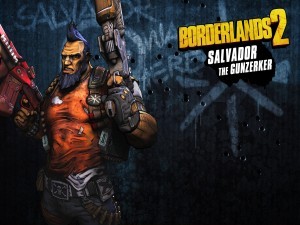 "Salvador (El Gunzerker) ""Borderlands 2"""