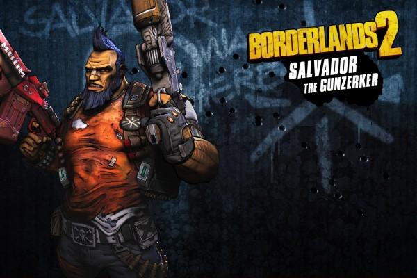 """Salvador (El Gunzerker) """"Borderlands 2"""""""