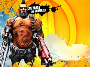 "Salvador, personaje de ""Borderlands 2"""