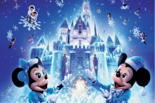 Invierno mágico en Disney