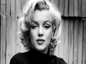 Postal: La belleza de Marilyn Monroe