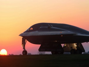 Postal: Bombardero B-2 Spirit