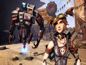 Gaige y Trampa Mortal (D374-TP) Borderlands 2