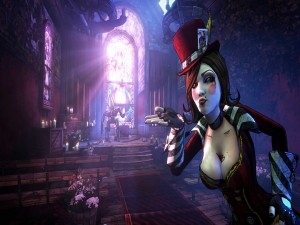 Postal: Moxxi, Borderlands 2