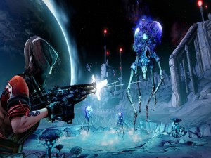 Postal: Athena disparando, Borderlands: The Pre-Sequel!