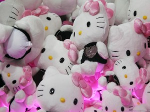 Muñecas de Hello Kitty