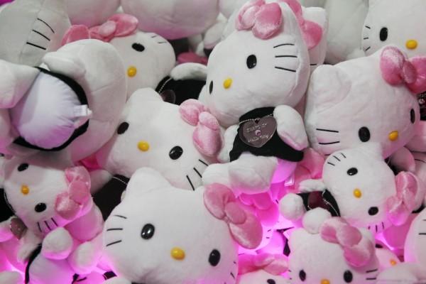Muñecas de Hello Kitty