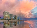 Espectacular playa en San Diego