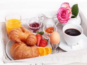 Cruasanes para un desayuno especial