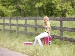 """Escena de la película """"Hannah Montana"""""""