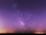 La Vía Láctea vista desde Bahía de Fronteras