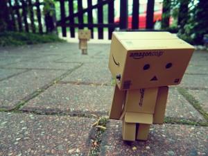 Un Danbo triste