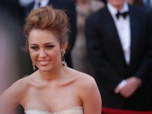 Miley Cyrus en los Óscars 2010