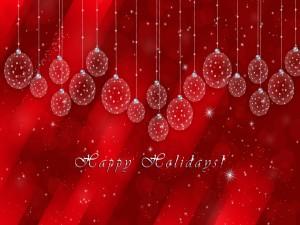Postal: ¡Felices Fiestas!