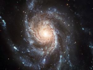 Postal: Gran galaxia
