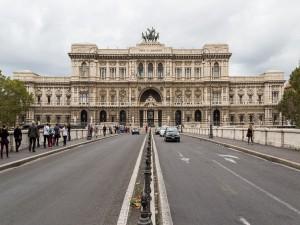 Corte suprema di cassazione, Palacio de Justicia (Roma, Italia)