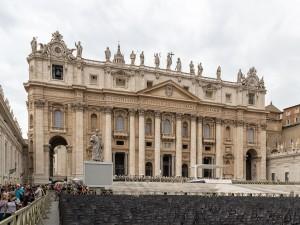 Postal: Basílica de San Pedro, Vaticano