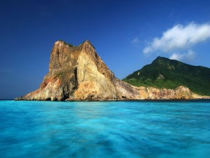 Postal: Isla Tortuga (Taiwán)