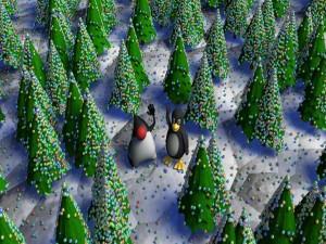 La felicidad de la Navidad