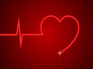 Corazón con vida