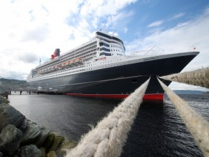 El formidable y atractivo Queen Mary 2
