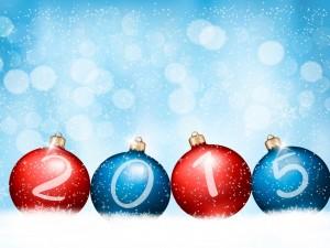 Bolas del Año Nuevo 2015