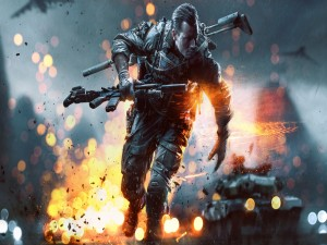 Postal: Videojuego Battlefield 4