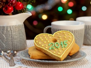 """Desayuno de """"Año Nuevo 2015"""""""