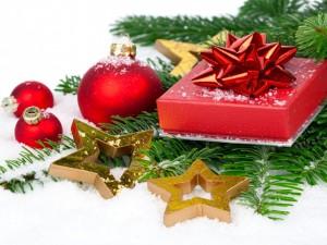 Accesorios decorativos para Navidad