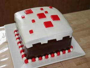 Postal: Original tarta