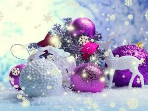 Magnífico arreglo navideño