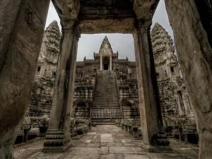 Postal: Angkor Wat
