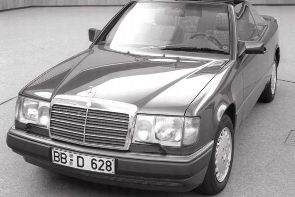 Mercedes E-Class Cabrio A124