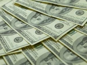 Billetes de cien dólares