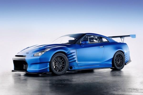 Nissan GT-R Rápido y Furioso