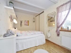 Postal: Una bonita habitación