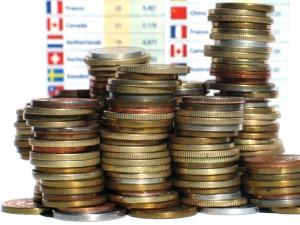 Postal: Torres de monedas